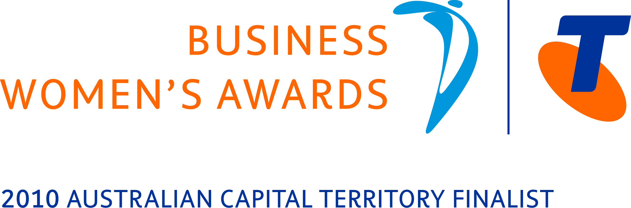 Special Finalists Logo for Telstra Business Women's Awards