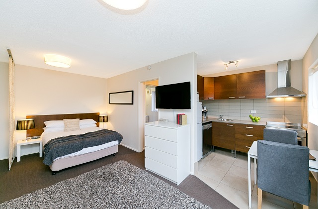 canberra accommodation furnished and equipped apartment