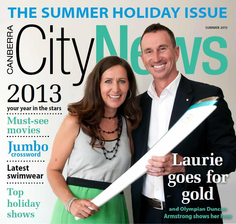 Cover image of Laurie McDonald and Duncan Armstrong