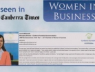 Image of Laurie McDonald Women In Business Article